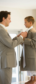 DRESS FOR SUCCESS – THERE'S ONLY ONE CHANCE TO MAKE A FIRST IMPRESSION