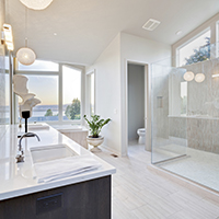 BATHROOM REMODEL TIPS THAT WON'T FLUSH YOUR BUDGET